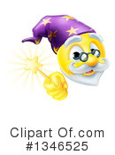 Royalty-Free (RF) Emoji Clipart Illustration #1346525