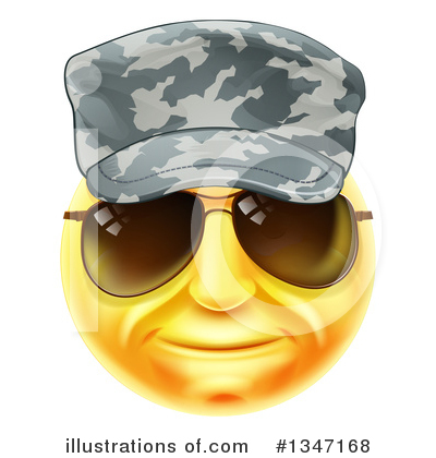 Soldier Clipart #1347168 by AtStockIllustration