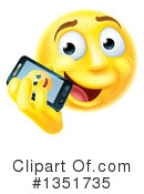 Royalty-Free (RF) Emoji Clipart Illustration #1351735