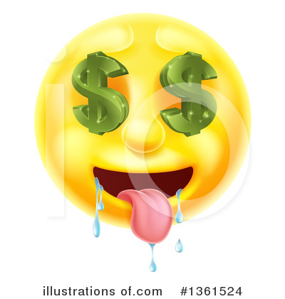 Finance Clipart #1361524 by AtStockIllustration