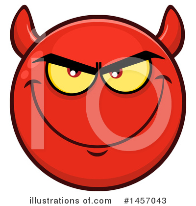 Devil Clipart #1457043 by Hit Toon