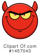 Emoji Clipart #1457043 by Hit Toon