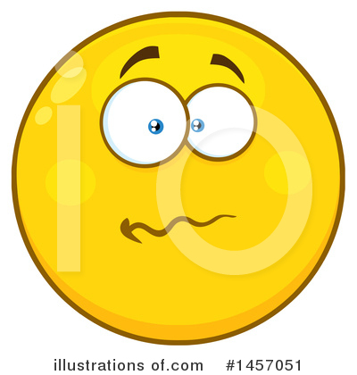 Emoji Clipart #1457051 by Hit Toon