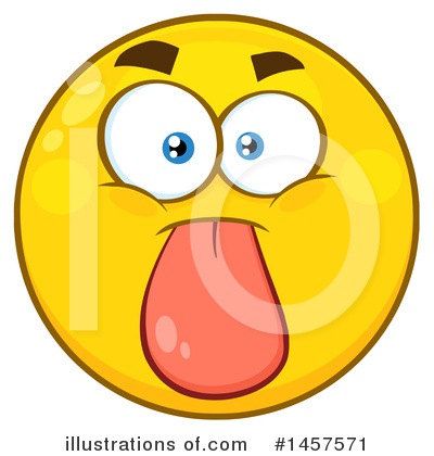 Emoji Clipart #1457571 by Hit Toon