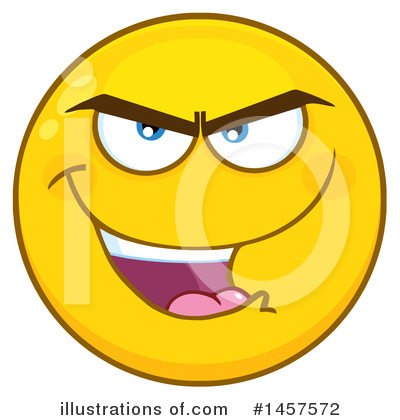 Emoji Clipart #1457572 by Hit Toon