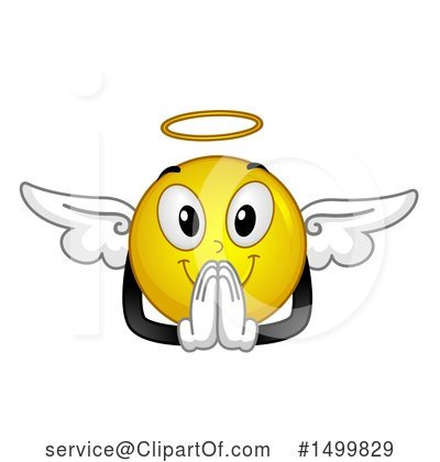 Angel Clipart #1499829 by BNP Design Studio