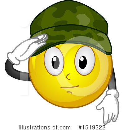 Military Clipart #1519322 by BNP Design Studio