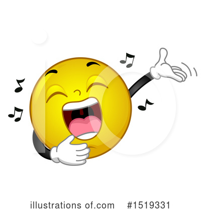 Emoticon Clipart #1519331 by BNP Design Studio