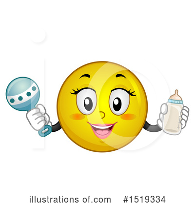 Royalty-Free (RF) Emoji Clipart Illustration by BNP Design Studio - Stock Sample #1519334