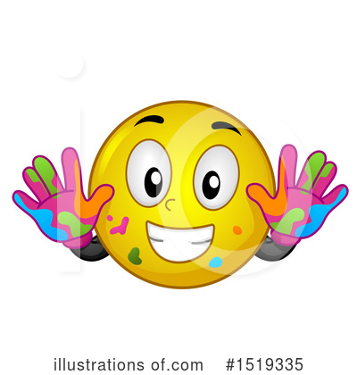 Emoticon Clipart #1519335 by BNP Design Studio