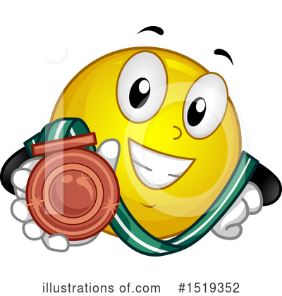 Emoji Clipart #1519352 by BNP Design Studio