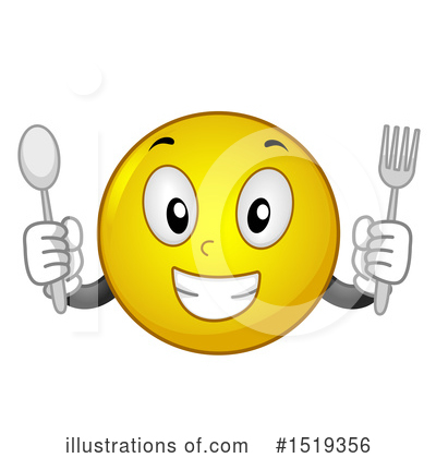 Emoticon Clipart #1519356 by BNP Design Studio