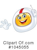 Royalty-Free (RF) Emoticon Clipart Illustration #1045055