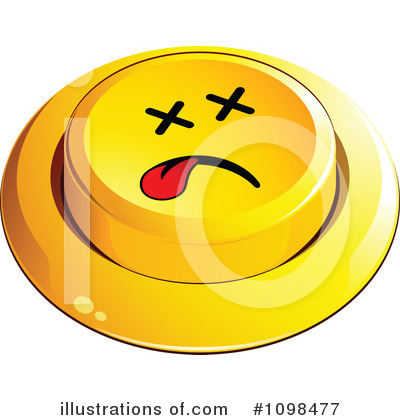Push Button Clipart #1098477 by beboy