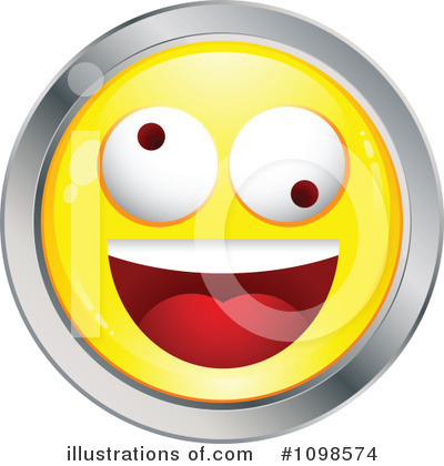 Royalty-Free (RF) Emoticon Clipart Illustration by beboy - Stock Sample #1098574