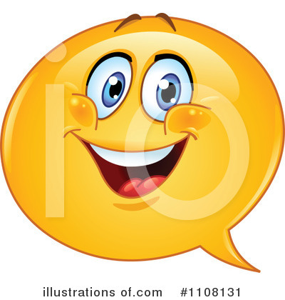 Emoticon Clipart #1108131 by yayayoyo