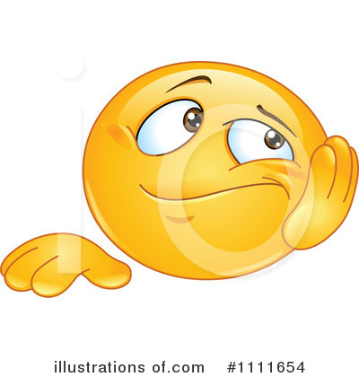 Emoticon Clipart #1111654 by yayayoyo