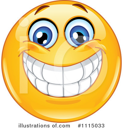 Emoticon Clipart #1115033 by yayayoyo