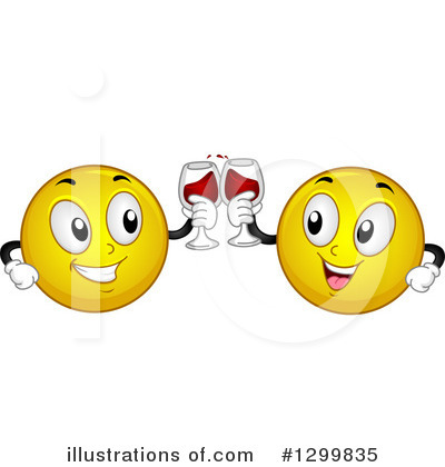 Royalty-Free (RF) Emoticon Clipart Illustration by BNP Design Studio - Stock Sample #1299835