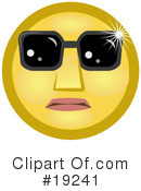 Emoticon Clipart #19241 by AtStockIllustration