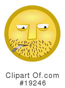 Emoticon Clipart #19246 by AtStockIllustration