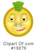 Emoticon Clipart #19279