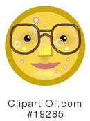 Emoticon Clipart #19285 by AtStockIllustration