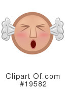 Emoticon Clipart #19582 by AtStockIllustration
