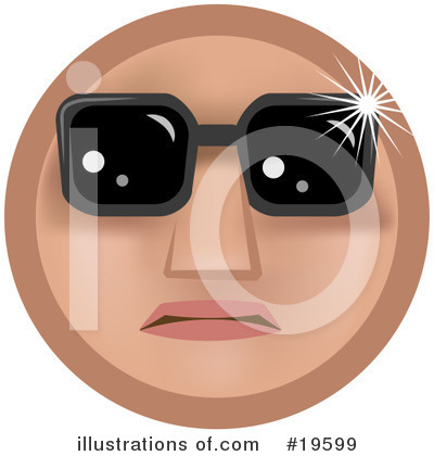 Celebrity Clipart #19599 by AtStockIllustration