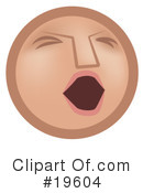 Emoticon Clipart #19604