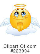 Emoticon Clipart #223994 by yayayoyo