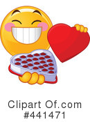 Emoticon Clipart #441471 by Pushkin