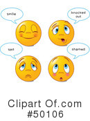 Emoticon Clipart #50106 by Pushkin