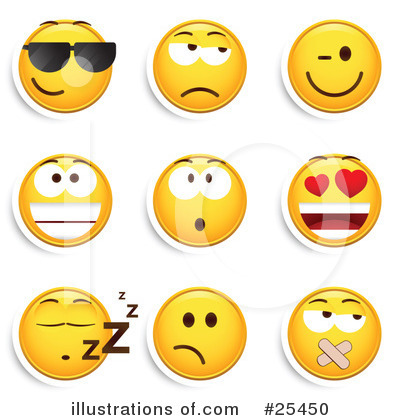 Emoticons Clipart #25450 by beboy