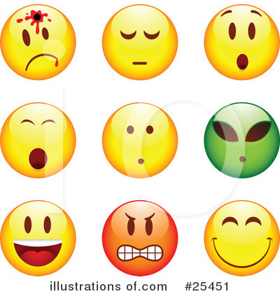 Emoticons Clipart #25451 by beboy
