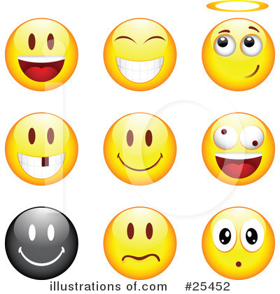 Emoticons Clipart #25452 by beboy