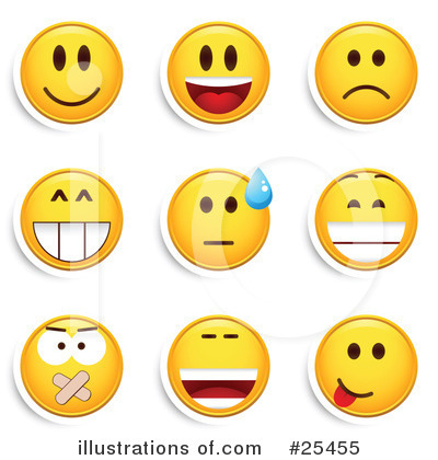 Emoticons Clipart #25455 by beboy
