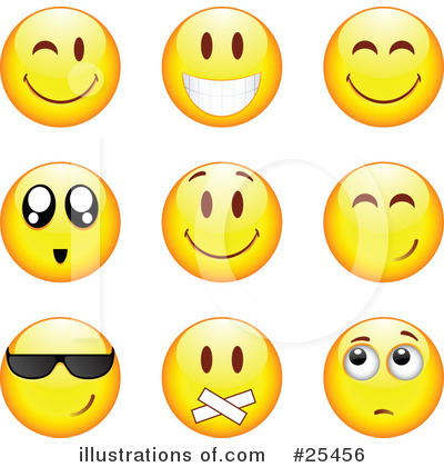Emoticons Clipart #25456 by beboy