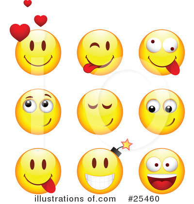 Emoticons Clipart #25460 by beboy
