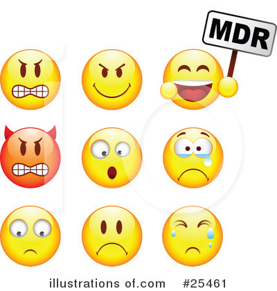 Emoticons Clipart #25461 by beboy