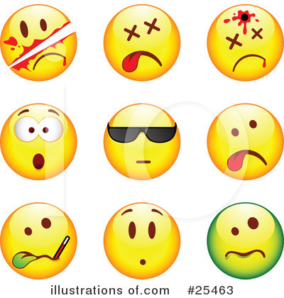 Emoticons Clipart #25463 by beboy