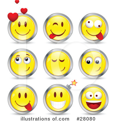 Emoticons Clipart #28080 by beboy