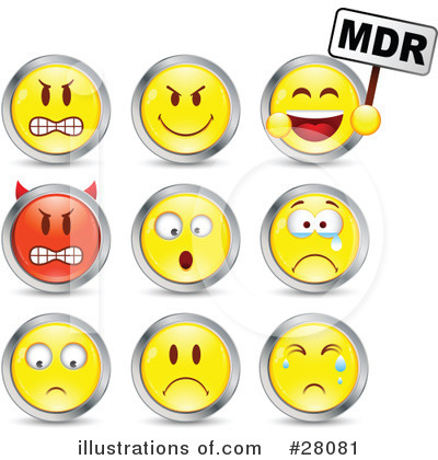 Emoticons Clipart #28081 by beboy