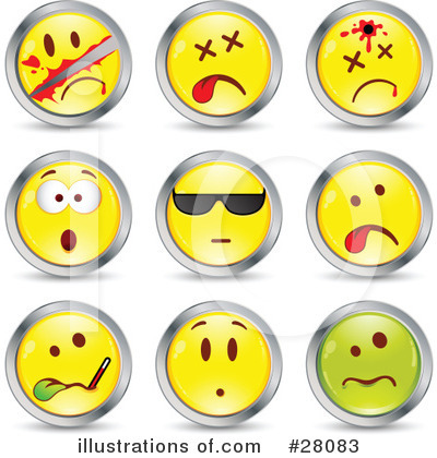 Emoticons Clipart #28083 by beboy