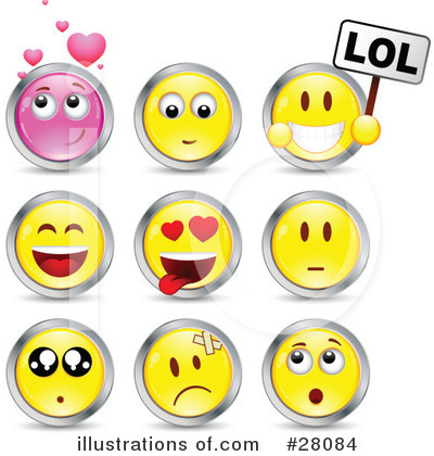 Emoticons Clipart #28084 by beboy