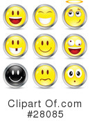 Emoticons Clipart #28085 by beboy