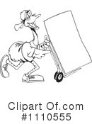 Royalty-Free (RF) emu Clipart Illustration #1110555