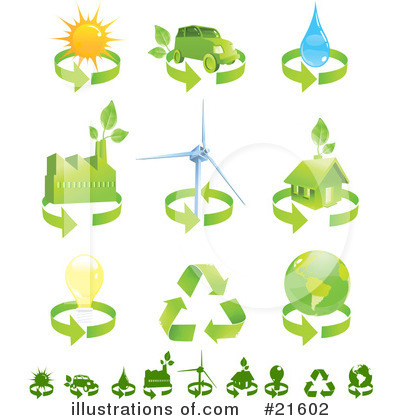 Ecology Clipart #21602 by Tonis Pan