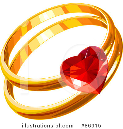 Ruby Heart Clipart #86915 by Pushkin