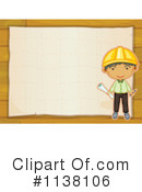 Royalty-Free (RF) Engineer Clipart Illustration #1138106
